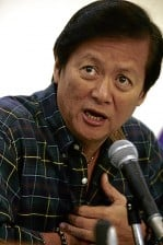 Former Palawan Governor Mario Joel Reyes. INQUIRER FILE PHOTO