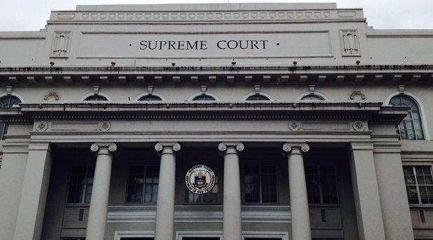 Supreme-Court facade