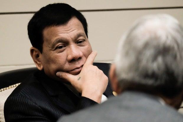 Duterte Peru APEC