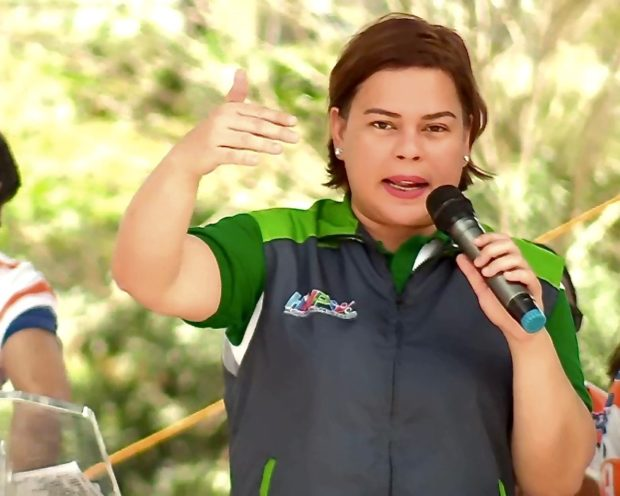 LP hits Inday Sara over bias comments about honesty