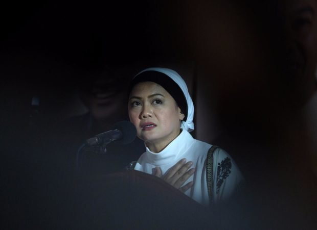 Gutoc belies 'Bikoy' claims: Truth will always prevail
