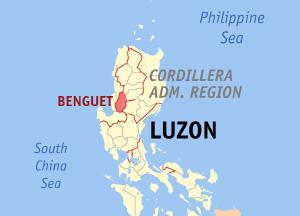 Couple buried in Benguet landslide