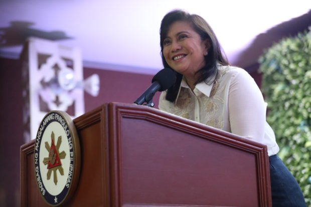 Palace tells Leni Robredo: You know nothing about water deals