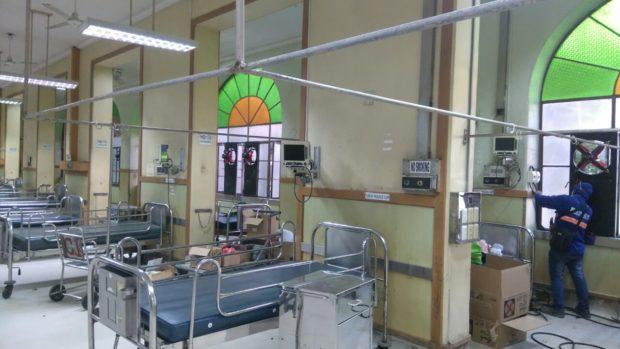 pgh covid-19 ward