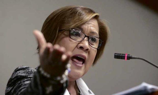 Opposition senators decry De Lima's 'incommunicado' detention in Camp Crame