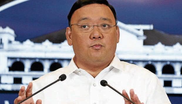Harry Roque talks about MECQ extension