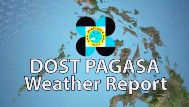 Pagasa, weather report, weather update