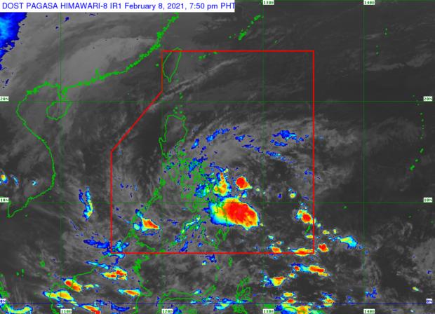 LPA to bring cloudy skies, rain over Visayas, Mindanao – Pagasa