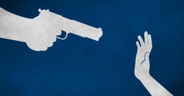 crime, gunshot, gun