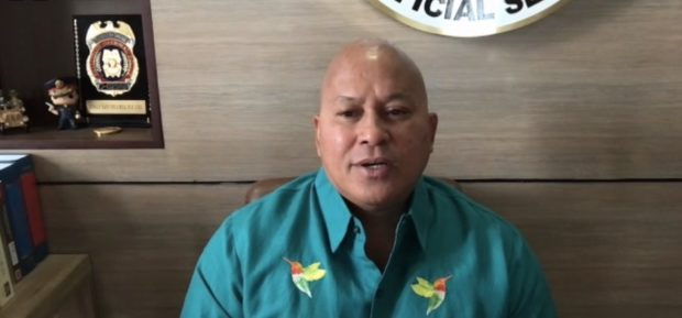 """The PDP-Laban faction's decision to field Sen. Bato dela Rosa as its standard bearer in the 2022 elections is not """"last minute."""""""
