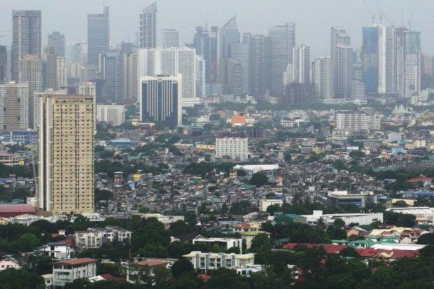 Makati, Poblacion