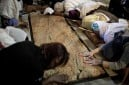 Restoration work starts at Jerusalem's Holy Sepulcher shrine
