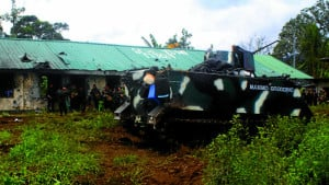AFP claims killing 54 Moro rebels in Lanao del Sur